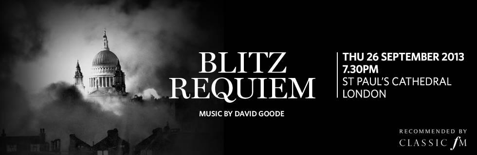 Blitz Requiem (World Premiere)
