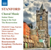 Bravo to David Hill, the Bach Choir and the Bournemouth Symphony Orchestra for bringing three neglected large-scale works by Charles Villiers Stanford to wider attention in this excellent recording