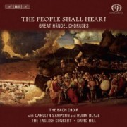 Handel: Great Choruses (The People Shall Hear!)