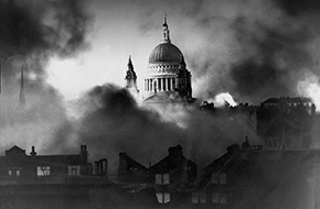 The Bach Choir to give world premiere of 'Blitz Requiem' at St Paul's Cathedral