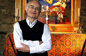 John Rutter succeeds Leopold de Rothschild as President of The Bach Choir