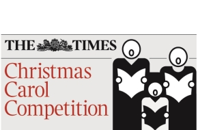 The Bach Choir to perform the winning carol in The Times Carol Competition