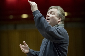 David Hill introduces The Bach Choir's 2014-15 season of concerts