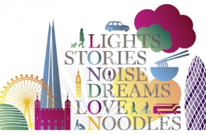 Lights, Stories, Noise, Dreams, Love, and Noodles