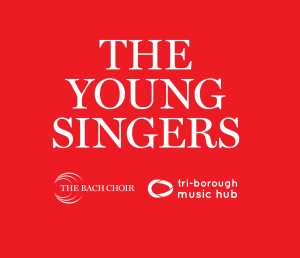 Young Singers logo (RED)