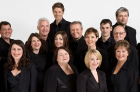 Musicians queue up to congratulate The Bach Choir on 140 years of music-making!