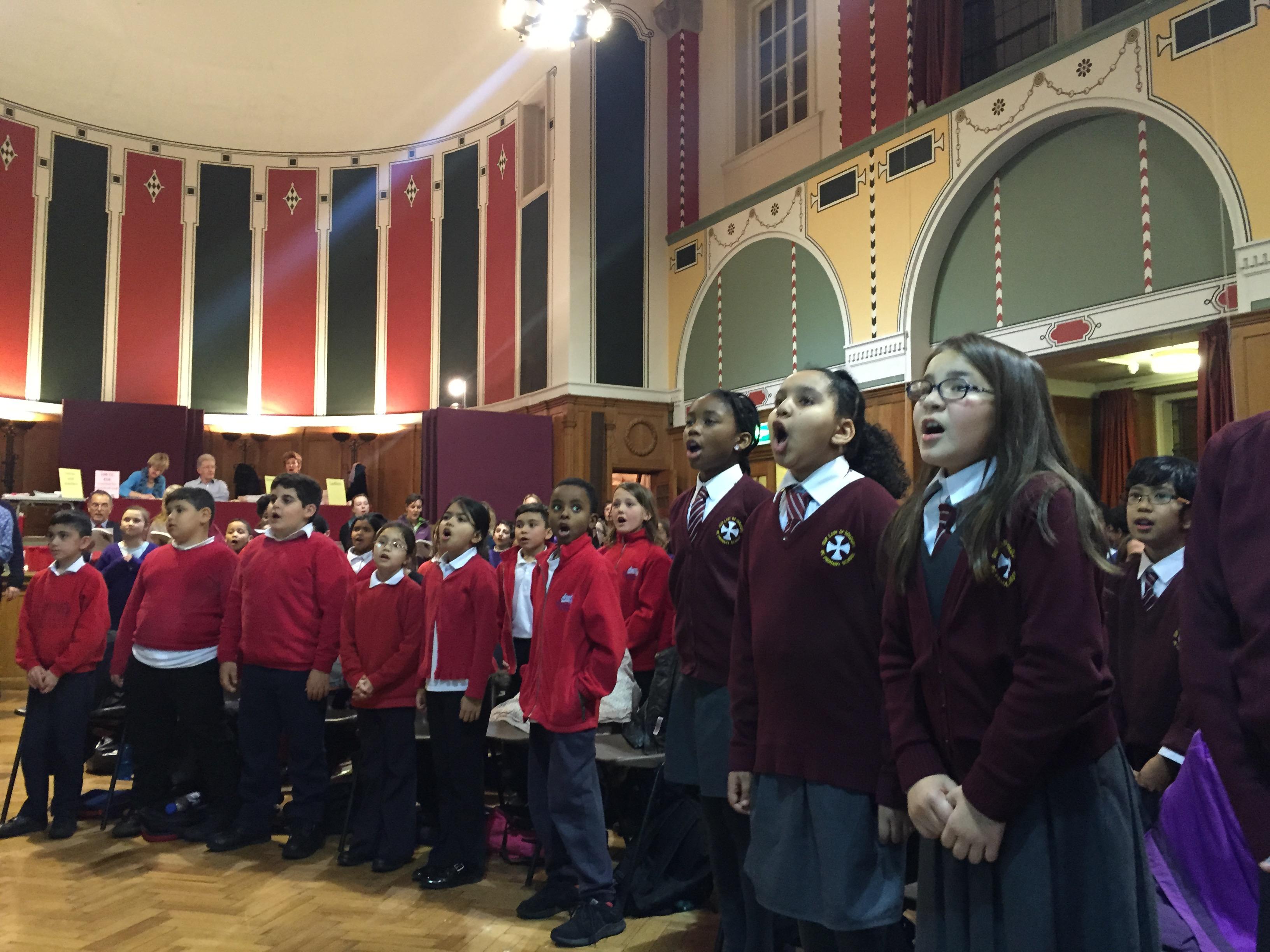 Children S Choir Christmas Songs