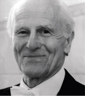 Sir David Willcocks CBE MC - Musical Director 1960-1998