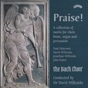 Praise! – Collection of Works for Choir, Brass, Organ and Percussion
