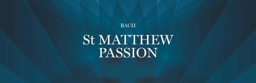 JS Bach St Matthew Passion