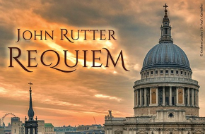 The Bach Choir and the Royal Philharmonic Orchestra team up with John Rutter