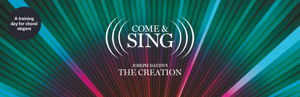 Come and Sing Creation – A Celebration in Music with John Rutter