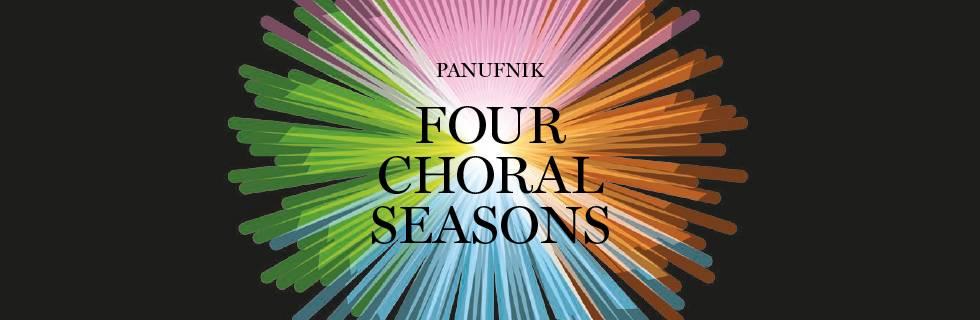 Roxanna Panufnik World Premiere 'Four Choral Seasons'