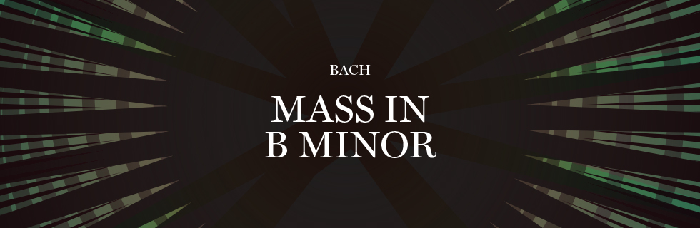 JS Bach Mass in B minor