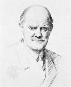 Hugh Allen - Musical Director 1908-1921