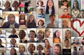 Vocalise! Virtual Choir Project Video