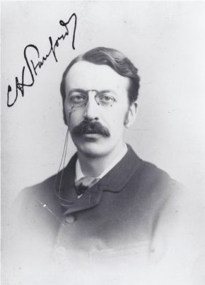 Charles Villiers Stanford - Musical Director 1885-1902